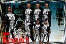 NDN - Biomech Suit Male (White)