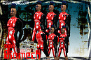 NDN - Biomech Suit Male (Red)
