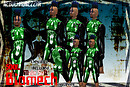NDN - Biomech Suit Male (Green)