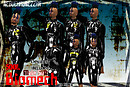 NDN - Biomech Suit Male (Black)