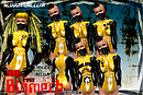 NDN - Biomech Suit Female (Yellow)