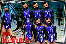 NDN - Biomech Suit Female (Blue)