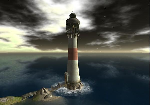 Light House @ Italian Continent 3
