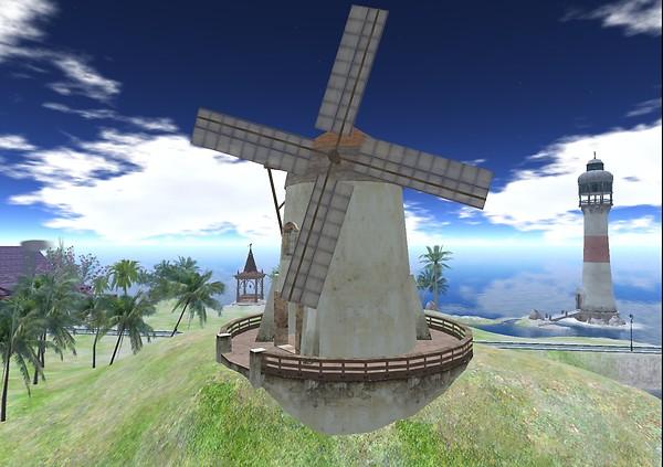 Windmill @ Italian Continent 3