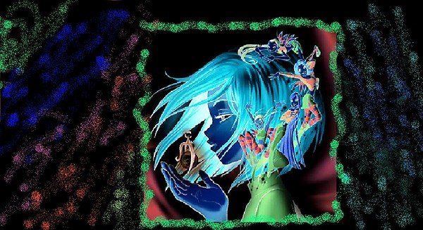 My w.i.t.c.h. Art
