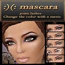 mascara natural affiche