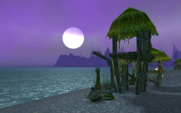 Murlocs Hut - Silting Shores