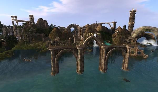 Lost World - Second Life - Koinup Burt