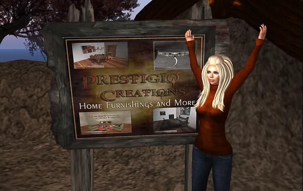 Prestigio Creations Ad Board