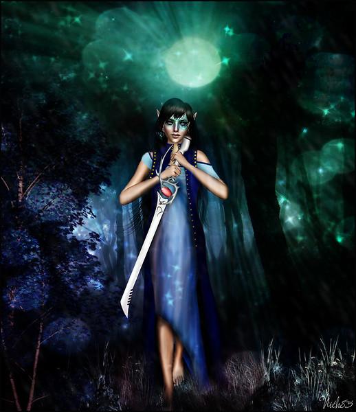The Princess Warrior