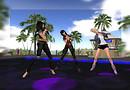Liquid Ice Dancing:: Elle, Maven and Denise
