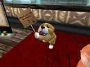 cute tipjar dog - Jones Rhapsody