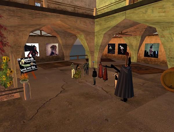 riri Bazar at Arte Libera - Lapsus Weinstein
