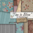 Time to Bloom inSight Designs Textures