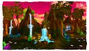 Ziabra Falls framed
