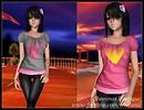 Sheeanas boutique heart t shirts
