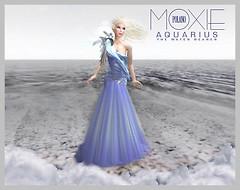 Phaylen For Moxie Polano 2010 - Aquarius