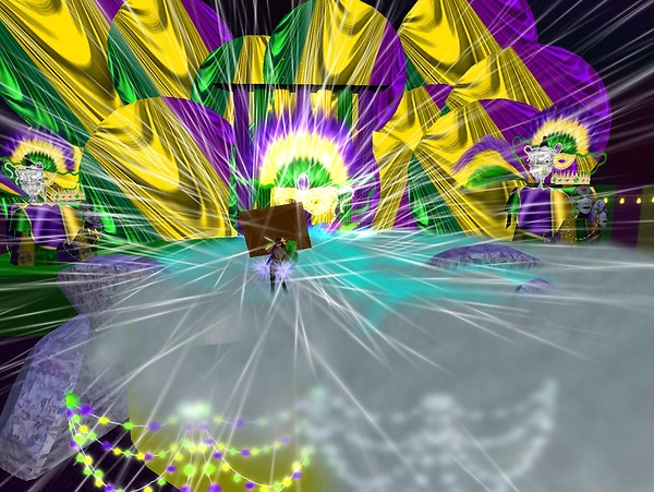 Cellandra Zon - Light Dancer - performing at Raglan Shire
