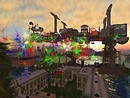 Fireworks for the Caledon Anniversary