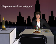 Sims2Cri Next Model - Cornelius De Giovanni - Want a date?