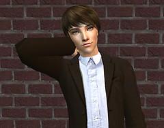 Sims2Cri Next Model - Cornelius De Giovanni - Primo Piano (II)