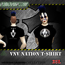 NDN - Classix Collection - VNV Nation T-shirt