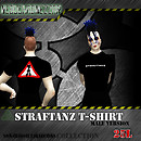 NDN - Classix Collection - Straftanz T-shirt