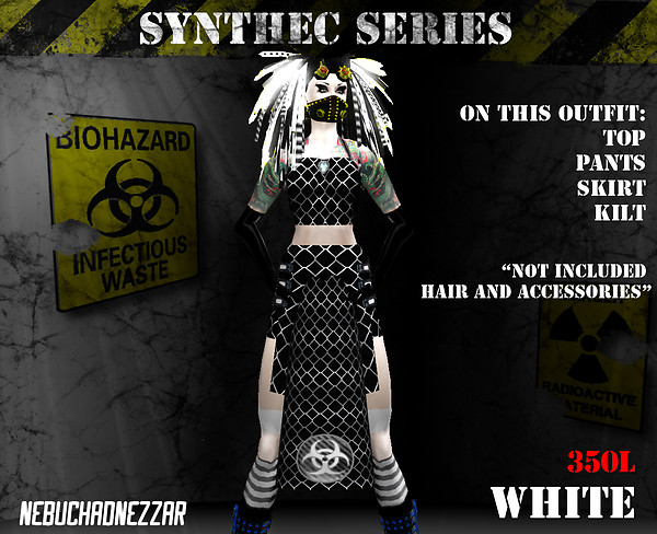 NDN - SynThec female white