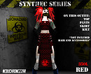 NDN - SynThec female red