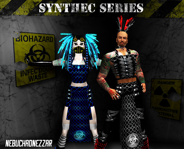 NDN - SynThec Series