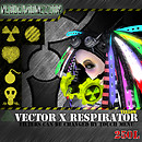 NDN - Vector X Respirator yellow