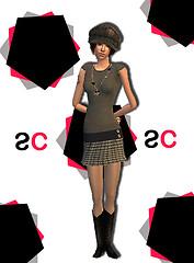 wearing SC style
