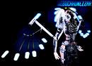Cybergoth Framed