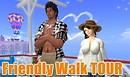 Friendly walk tour!