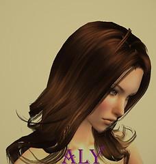 Allison Mudd (Charlotte) PR with make up,,