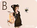 B is for Bear &amp; Bee