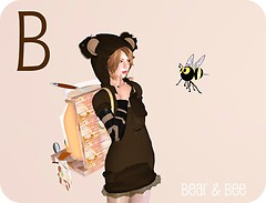 B is for Bear & Bee