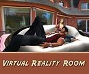 Virtual Reality room!