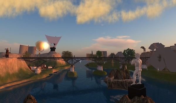 Le Pont des Arts - Koinup Burt