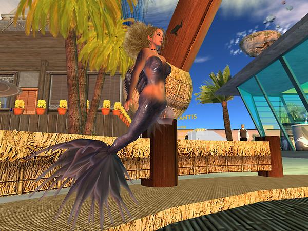 mermaid VirtlantisOpening