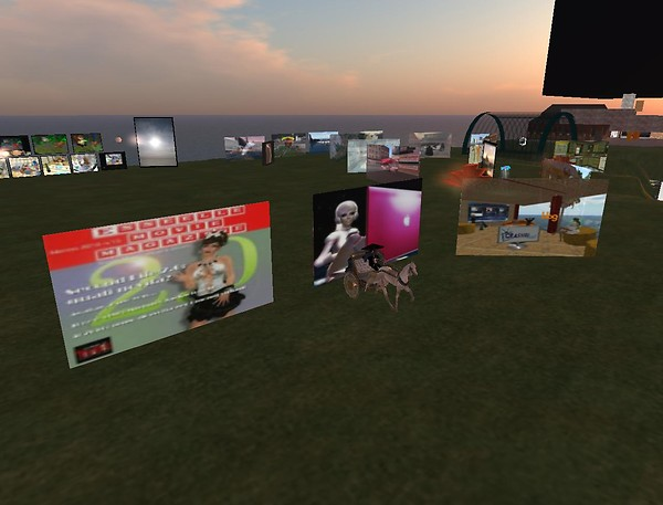 Tra le News di Second Life in carrozzella - Lapsus Weinstein