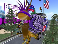 Giant Snail Racing for a cure, RFL 2010