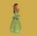 Red Carpet Gown - RFL Clothing Fair 2010