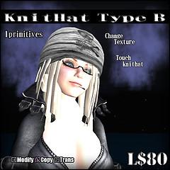 KnitHat Type B