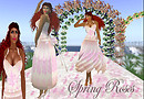 spring roses gown sing 02