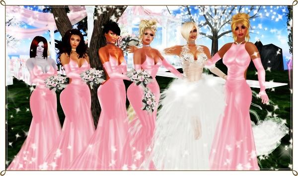 Ashoka & Deena 'Pretty in Pink'