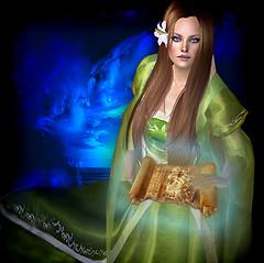 Magic parchment