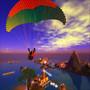Paragliding@Mermaid Temple(free!!!)