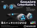 [Neurolab Inc.] Goggles CyberRaVe-1_vendor1200