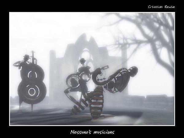 Nessuno's musicians
